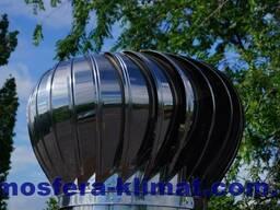 Крышная турбина Турбодефлектор (Турбовент) 600