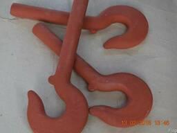 Крюковая заготовка (крюк) 12Б