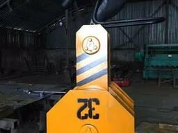Крюковая подвеска 0, 5 - 100 тонн по ОСТ.