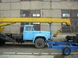 КС3575А автокран ЗИЛ133ГЯ 10 т в Днепропетровске