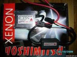 Ксенон Yoshimitsu(japan)с ультра тонкими блоками - фото 1
