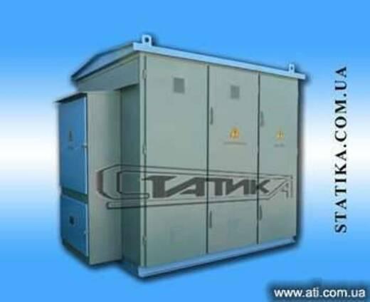 КТПп проходная 25-1000 кВА от производителя