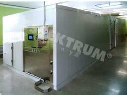 КТУ-11. Промышленная сушилка (сушка) для овощей, фруктов