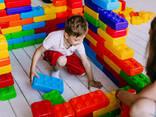 """Кубики конструктор дитячий """"Мега Куб"""", большие кубики - фото 3"""