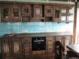 Кухни из дерева - фото 2