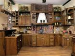 Кухни из дерева - фото 3