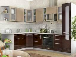 Кухни модульные и стандартные.