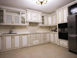 Кухня классическая из дерева Киев, Сумы