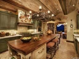 Кухонная Мебель в Тосканском Стиле