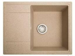 Кухонная мойка Оптима песок из камня