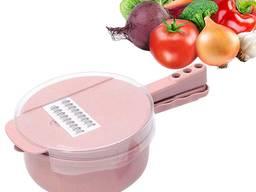 Кухонная терка с насадками Multifunctional Cutter