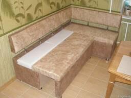 Кухонные уголки со спальным местом - фото 3