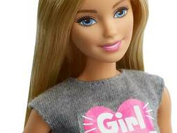 Кукла Barbie Fashionistas Doll with Long Blue and Platinum Blonde Hair Wearing. ..