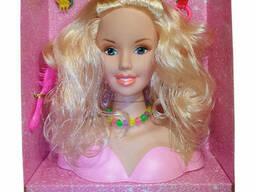 Кукла-манекен Songxin TOYS голова для причесок (348-1)