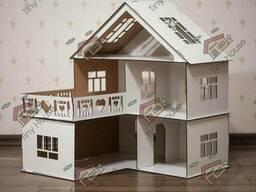"""Будинок для ляльки, кукольный дом, лол дім + меблі Кукольный домик Лол lol """"TinyHouse"""""""
