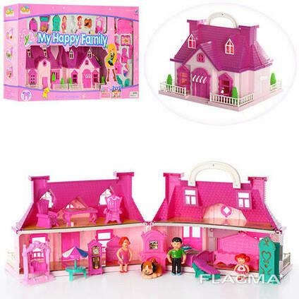 Кукольный домик Tiny dreams (8039)