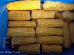 Кукуруза бланшированная замороженая