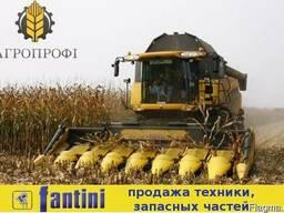 Кукурузная жатка Fantini