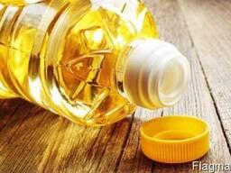 Кукурузное рафинированное и нерафинированное масло экспорт