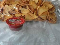 Кукурузные чипсы Начос
