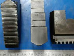 Кулачки прямые к токарному патрону ф315 мм БелТапаз