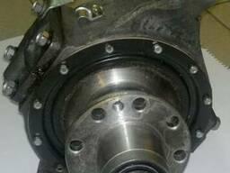Кулак поворотный левый в сборе ГАЗ 66