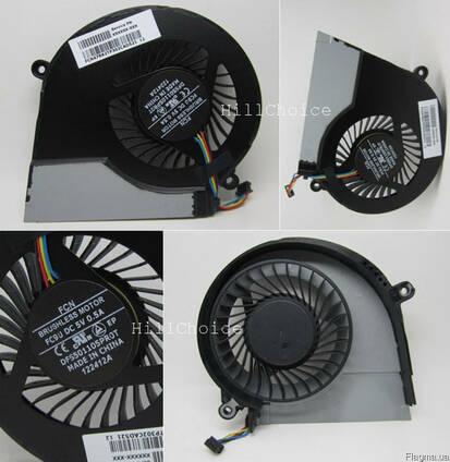 Кулер вентилятор HP Pavilion 15-E 15-e025sr 15-e088er 17-E 1