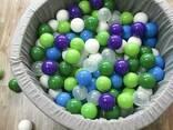 Шарики, кульки для сухого басейну 100 шт - фото 3