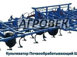 Культиватор 12 метров с катками