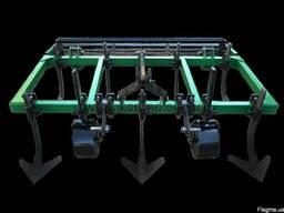 Культиватор для минитрактора КН-1, 6 сплошной обработки