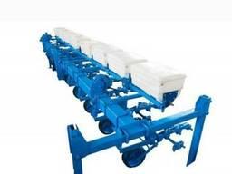 Культиватор КРН-5,6 для междурядной обработки кукурузы и под