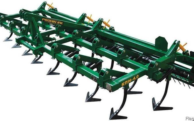 Культиватор навесной КПН-6,0-3 для трактора 1221