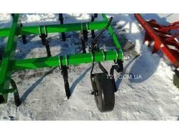 Культиватор пружинный сплошной обработки 2,1 м навесной (Пол