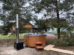 Купель для купания, Чан, Баня Офуро, джакузи