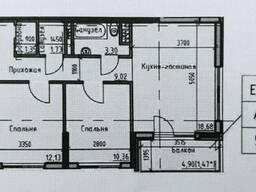 Купи свою 2-х ком. квартиру в Пространстве на Дачной