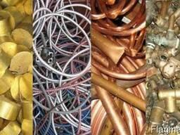 Купим металлолом, лом черных и цветных металлов. Бровары
