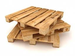 Купим поддоны деревянные б/у, деревянную тару, деревянные ящ