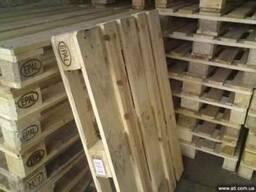 Купим, продам поддоны деревянные и пластиковые 1200х800