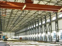 Купим промышленные здания, цеха и металлоконструкции.