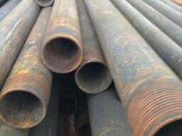 Трубы буровые б/у ф73, ф 89, ф114, ф127, ф140 стенка8-9мм