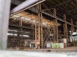 Купим завод, цех, склад комбайны фабрики на металлолом
