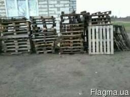 Купимо на Волині дерев'яні піддони 1200х1000