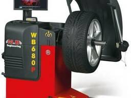 Купить балансировочный станок M&B Engineering, WB640