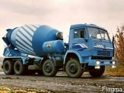 Купить бетон с доставкой по Одессе и области дешево