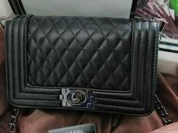 Купить брендовую сумку Chanel Le Boy хит продаж Промо3ss3