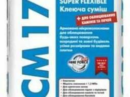 """Купить CM-17/25 кг """"Ceresit"""" Клей для плитки эластичный 25кг"""