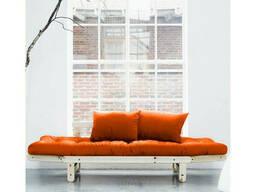 Купити дерев'яний диван в стилі ЛОФТ в Україні