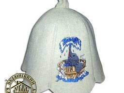 Купить детские шапки для сауны