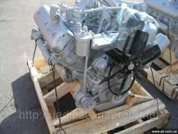 Купить Дизельный двигатель ЯМЗ-236М2 (МАЗ)
