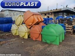 Производитель изготовление пластиковых емкостей для запаса
